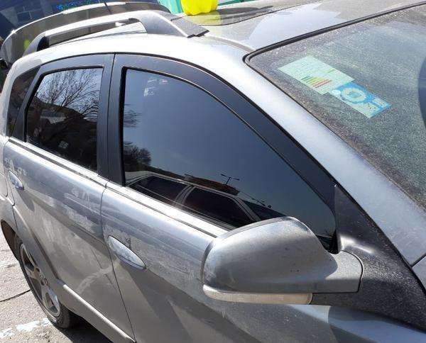 دودی کردن شیشه های اتومبیل