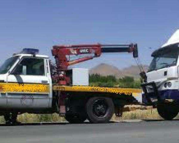امداد خودرو و نیسان جرثقیل باقری