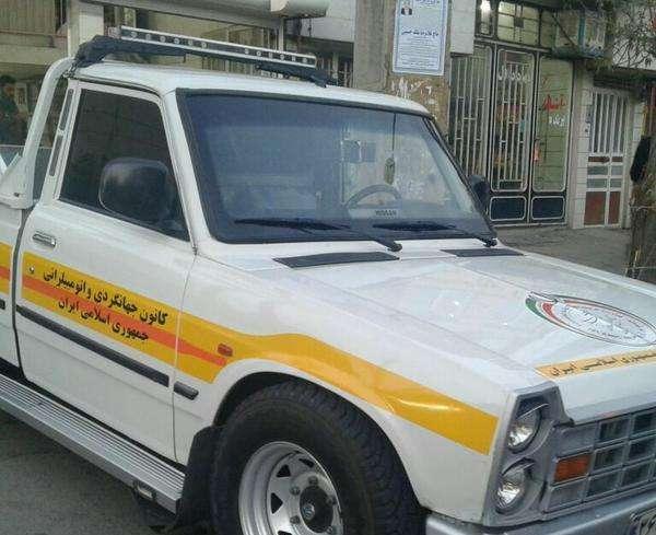 امداد خودرو و جرثقیل