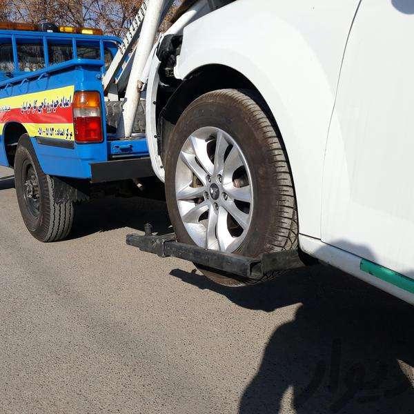 جرثقیل - امداد خودرو