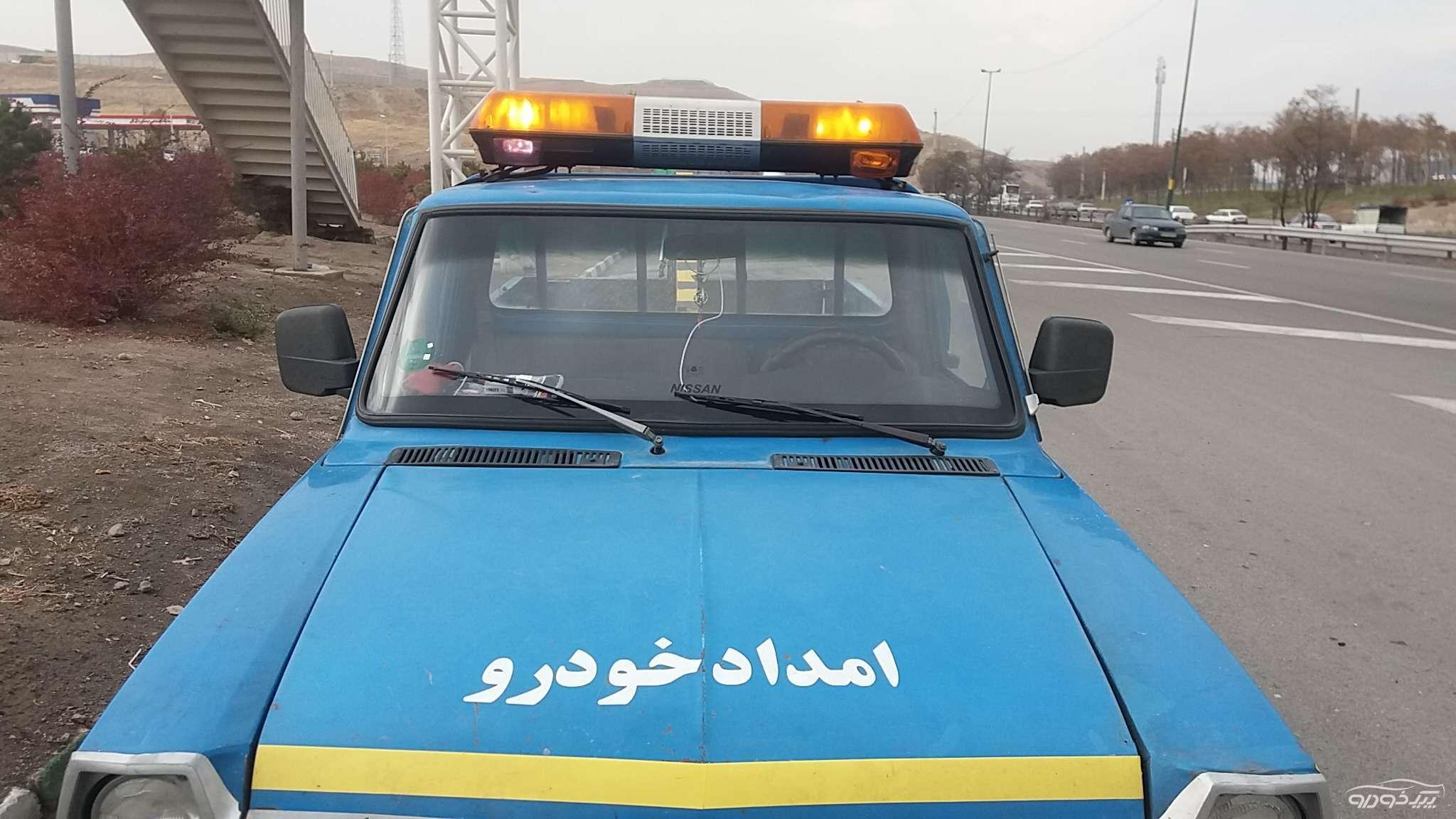 امداد خودرو یدک کش خودروبر جرثقیل شبانه روزی تبریز