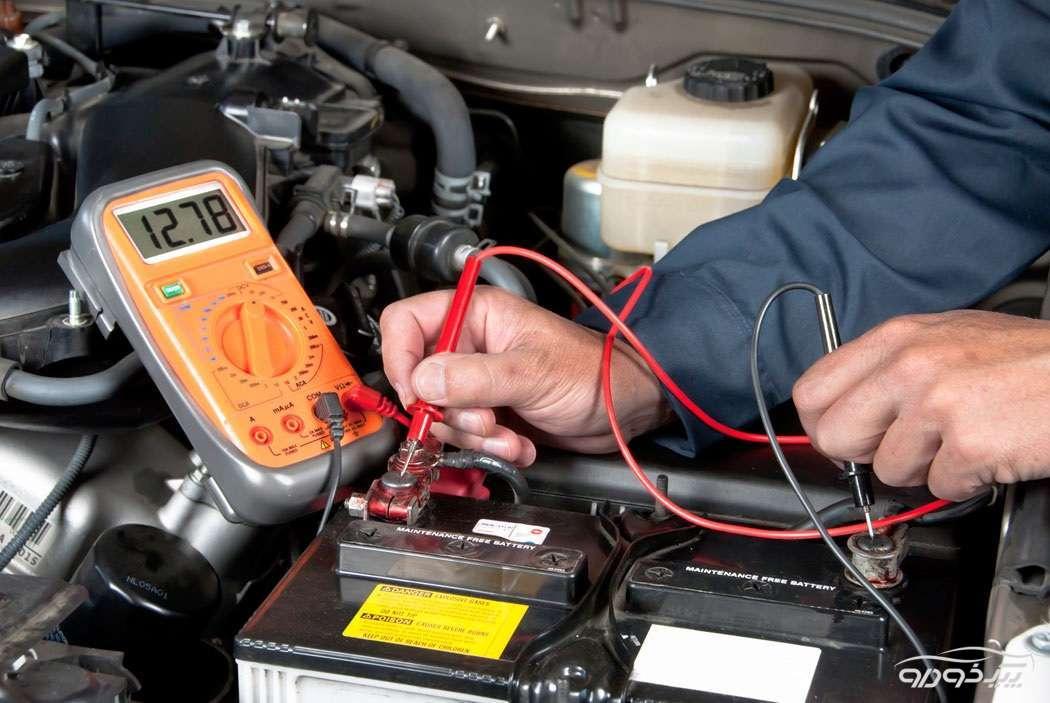 تعمیرگاه اتومبیل برق آسا