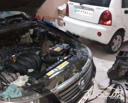 تعمیرگاه تخصصی خودرو های چینی