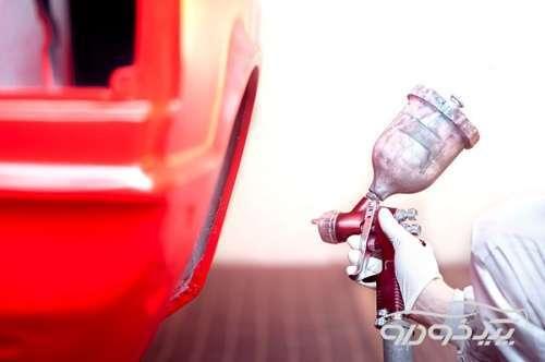 نقاشی اتومبیل