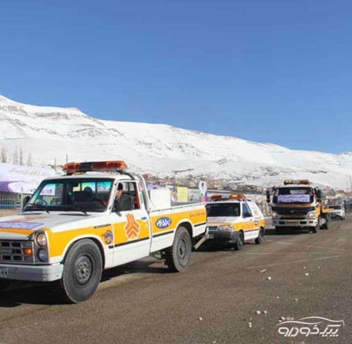 امداد خودرو پردیس  مکانیک در پردیس