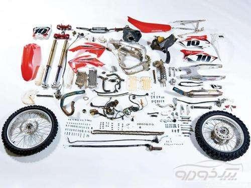 لوازم یدکی موتور سیکلت در شهریار