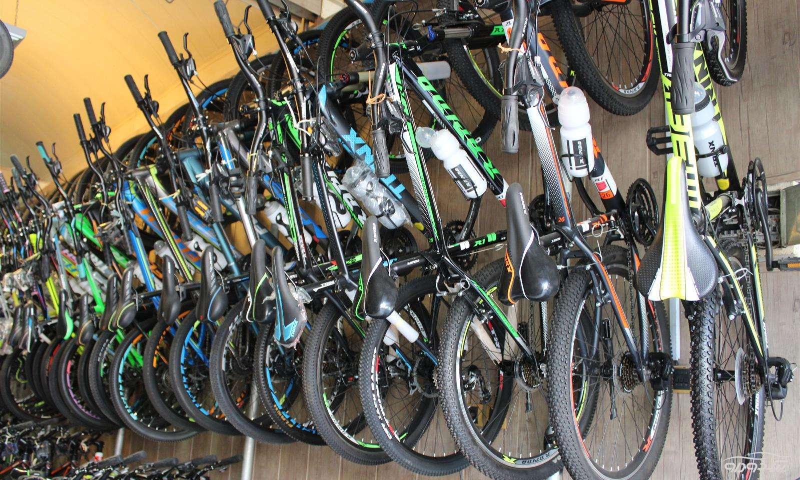 دوچرخه فروشی رشت