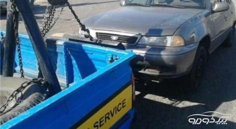 امداد خودرو یدک کش موسوی