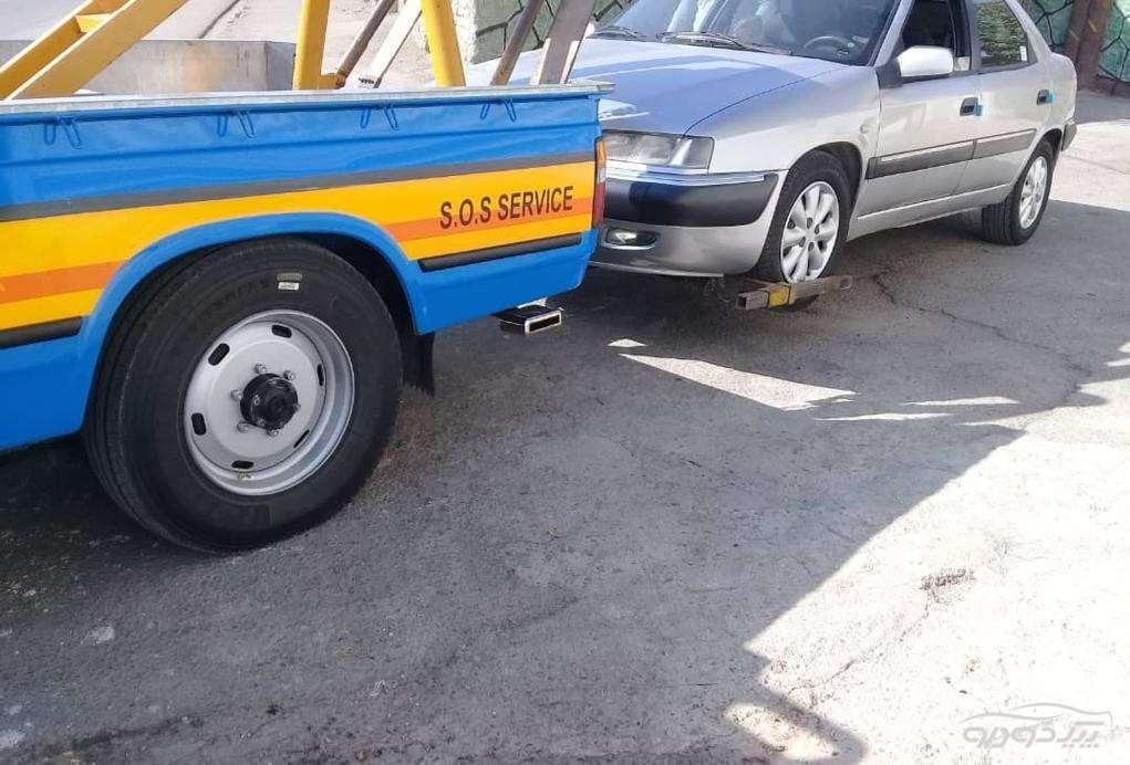 امداد خودرو گیلانغرب