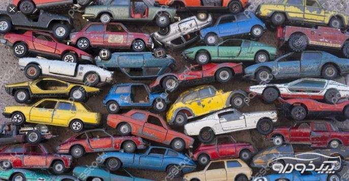 لوازم استوک انواع خودرو در پاکدشت