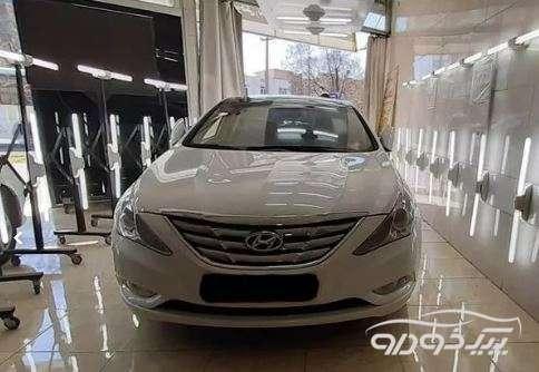مرکز تشخیص رنگ خودرو در قزوین