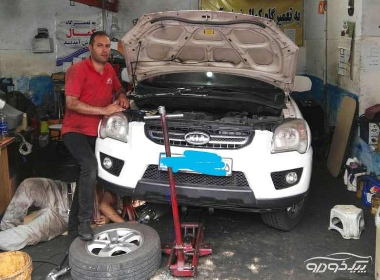 مکانیکی هیوندای در تبریز