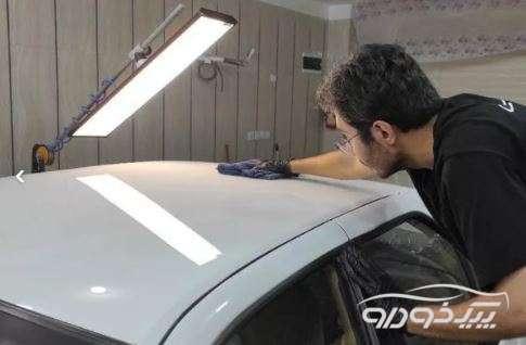 نانو سرامیک خودرو در بندرعباس
