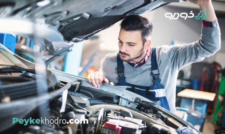 تعمیر و تعویض جلوبندی خودرو در خمین