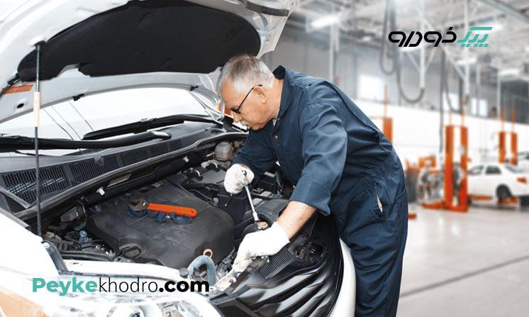 خدمات اتومبیل آسیا
