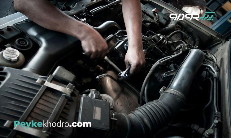 میکانیکی اتومبیل سبک عارف لله زئی گل