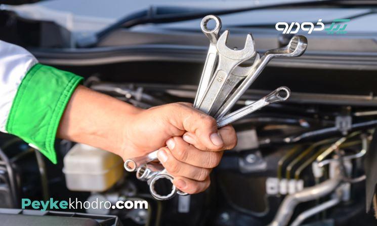 تعمیرگاه خودروهای انژکتوری