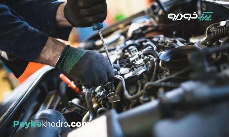 تعمیر و تعویض جلوبندی خودرو در شوشتر-خوزستان