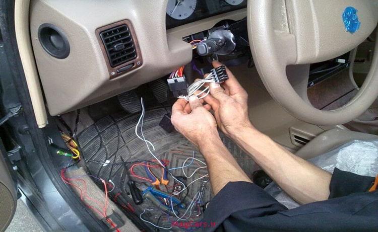 خدمات برق خودرو