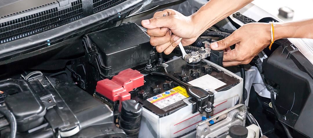 باطری سازی و برق خودرو