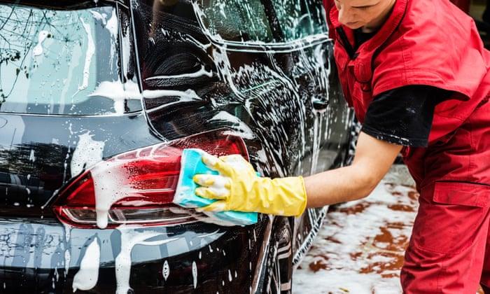 شستشو و خشکشویی اتومبیل(کارواش) گرگان محمدی